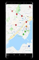 TCOS Mobile control de rutas