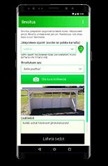 TCOS optimizacion de rutas mobile