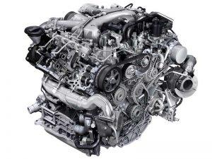 motor diesel de camion