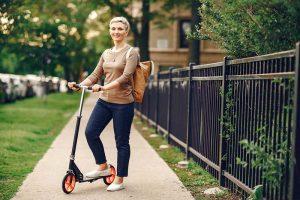 patinete movilidad ciudades